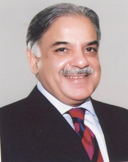 Mian Muhammad Shahbaz Sharif