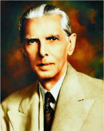 Quaid Azam Muhammad Ali Jinnah