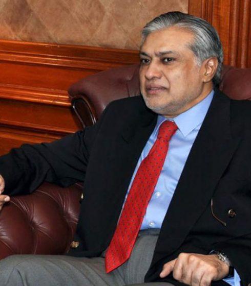 Senator Mohammad Ishaq Dar