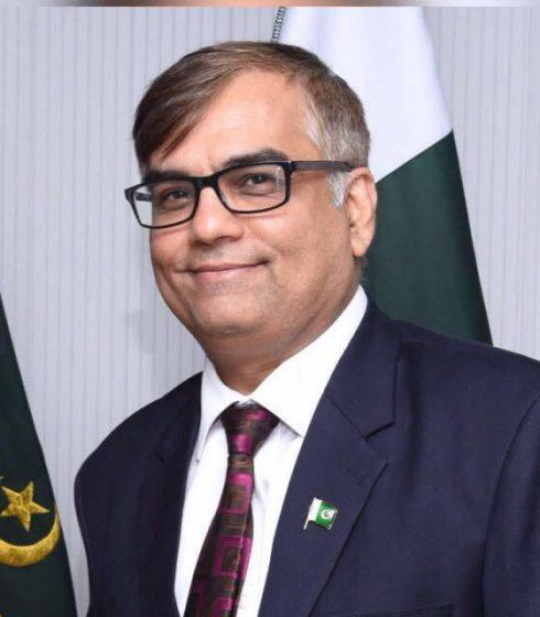 Barrister Amjad Malik